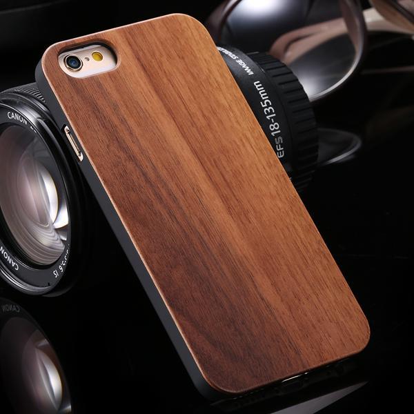 Drevený kryt na iPhone 7 z bambusu