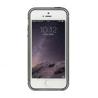 Hliníkový obal BASEUS pre iPhone 5:5S:SE, Strieborná farba2