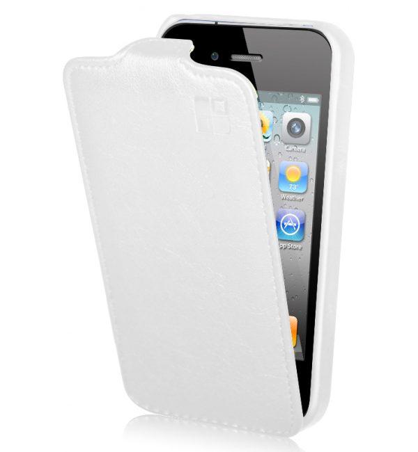 Kvalitné-kožené-flip-púzdro-IMUCA-na-iPhone-44S-4