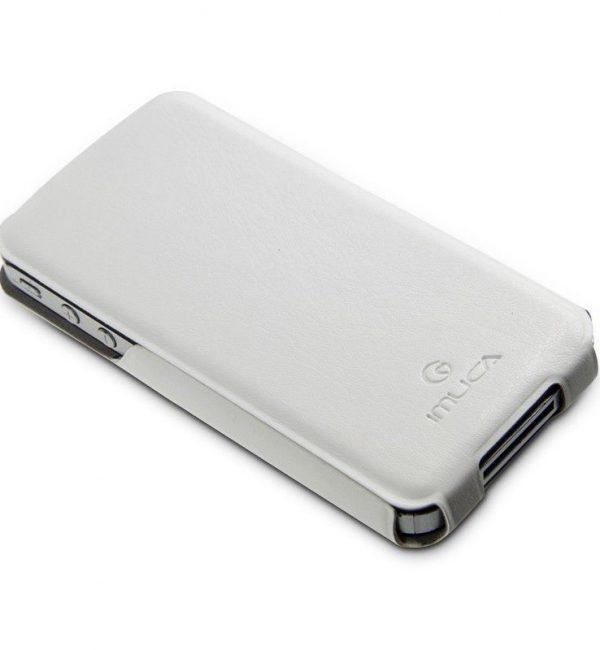 Kvalitné-kožené-flip-púzdro-IMUCA-na-iPhone-44S-v-retro-štýle-5