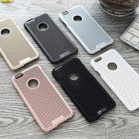 LOOPEE tvrdené púzdro pre iPhone 6 Plus6S Plus, tkaný vzor (4)
