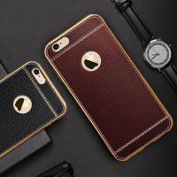 Luxusný kryt FLOVEME zo syntetickej kože pre iPhone 6 : 6S1