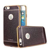 Luxusný kryt FLOVEME zo syntetickej kože pre iPhone 6 : 6S6