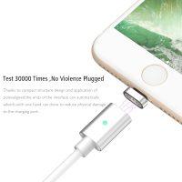 Magnetický nabíjací lightning kábel pre iPhone a iPad5