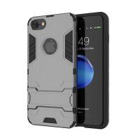 Ochranný kryt na iPhone 7 Plus v tmavo šedej farbe