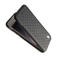 Otváracie flip púzdro JISONCASE pre iPhone 6 : 6S z pravej kože1