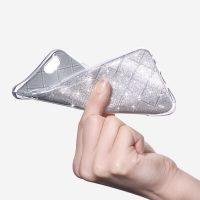 Silikónový obal DEVIA , 0.5mm pre iPhone 6 : 6S2