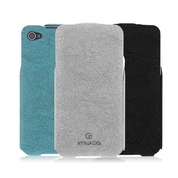 Tenké-knižkové-púzdro-IMUCA-na-iPhone-44S-z-umelej-kože-fólia-2