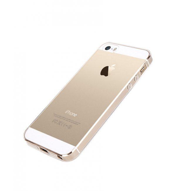Silikónový obal Silikónový obal na iPhone 5 5s SE