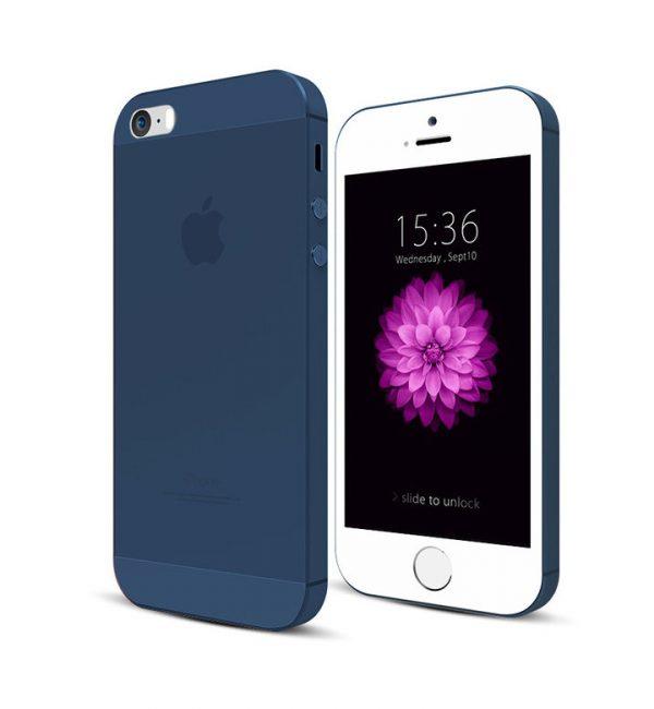 Ultratenký kryt na iPhone 5 5s SE