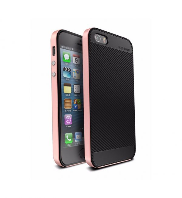 Cafele odolný tenký kryt iPhone 5 5s SE (3)