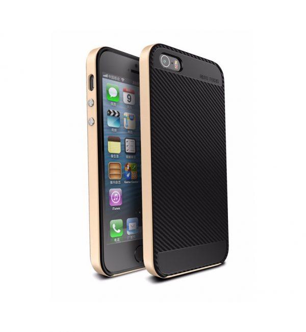 Cafele odolný tenký kryt iPhone 5 5s SE (4)