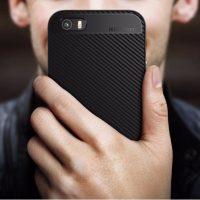 Cafele odolný tenký kryt iPhone 5 5s SE (6)