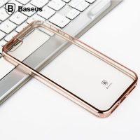 Dekoračný kryt BASEUS na iPhone 55SSE v ružovej farbe (1)