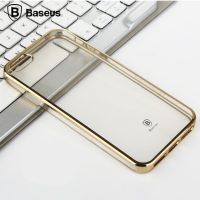 Dekoračný kryt BASEUS na iPhone 55SSE v zlatej farbe (1)