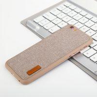 Elegantný kryt BASEUS na iPhone 6 a 6S v bežovej farbe (1)