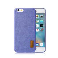 Elegantný kryt na iPhone 6 a 6S v modrej farbe (1)