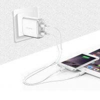 Nabíjací adaptér USAMS na mobilné telefóny a tablety
