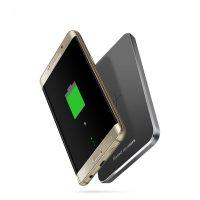Nabíjacia bezdrôtová podložka z hliníka pre iPhone (2)