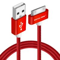 30-Pinový nabíjací kábel VOXLINK, 20cm, červená farba (2)