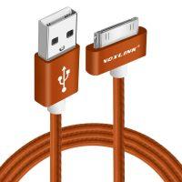 30-Pinový nabíjací kábel VOXLINK, 20cm, hnedá farba (2)