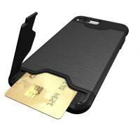 Do krytu je možné vložiť Vašu debetnú alebo kreditnú kartu na bezkontaktné platby priamo s krytom bez nutnosti vyberania karty z obalu (2)