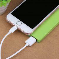 Nabíjací lightning kábel USAMS, 100cm, na iPhone alebo iPad. Synchronizačný a nabíjací kábel lightning pre iPhone iPad iPod (6)