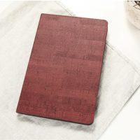 Púzdro na iPad Mini 1, 2, 3, zo syntetickej kože v červenej farbe (1)