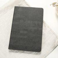 Púzdro na iPad Mini 1, 2, 3, zo syntetickej kože v čiernej farbe (1)