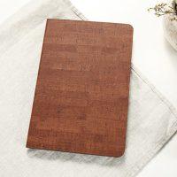 Púzdro na iPad Mini 1, 2, 3, zo syntetickej kože v hnedej farbe (1)