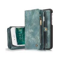 Peňaženka a magnetický obal na iPhone 66S z kože od prestížnej firmy Caseme (2)