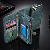 Peňaženka a magnetický obal na iPhone 66S z kože od prestížnej firmy Caseme (5)