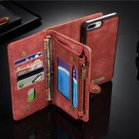 Toto praktické púzdro zároveň slúži ako praktická a elegantná peňaženka, ktorá chráni Váš iPhone proti prachu a nárazom (3)
