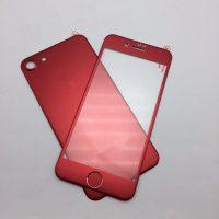 Ochranný set skiel pre iPhone v červenej farbe. Maximálna ochrana pre Váš iPhone a dokonalý dizajn zároveň1