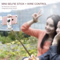 Odfoťte si perfektné selfie kdekoľvek vďaka spratnej selfie tyčke. (3)