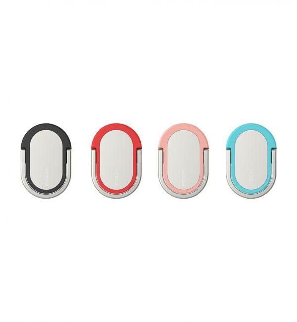 Ručný držiak na iPhone ROCK s magnetom na pripnutie na palubovú dosku vo farbách. Univerzálny držiak pre mobilné telefóny (5)