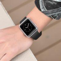 Ochranný transparentný kryt pre Apple Watch 38mm, Series 26