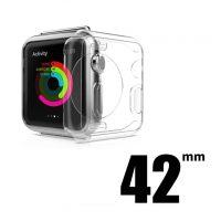 Ochranný transparentný kryt pre Apple Watch 42mm, Series 2