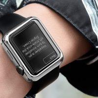 Tento luxusný ochranný kryt poskytne Vašim smart hodinkám Apple Watch vysoký štandard ochrany pred poškriabaním a poškodenám2