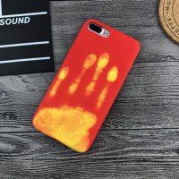 Originálny kožený kryt na iPhone 7 Plus s tepelnou povrchovou úpravou1
