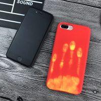Originálny kožený kryt na iPhone 7 Plus s tepelnou povrchovou úpravou3