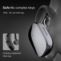 Mini Bluetooth Handsfree BASEUS, V4.1 Bluetooth. Tento minimalistický bluetooth headset zaujme svojim elegantným vzhľadom