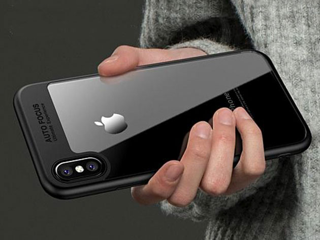 Ako chrániť iPhone X