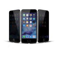 3D Ochranné sklo s filtrom diskrétnosti pre iPhone 7 a iPhone 8.