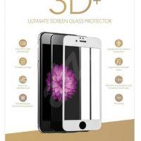3D ochranné sklo EPICO pre iPhone 6:6S, čierna farba
