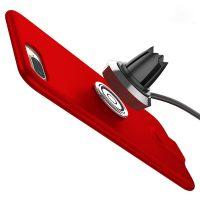 Multifunkčný obal Baseus pre iPhone 7 Plus a iPhone 8 Plus v červenej farbe.