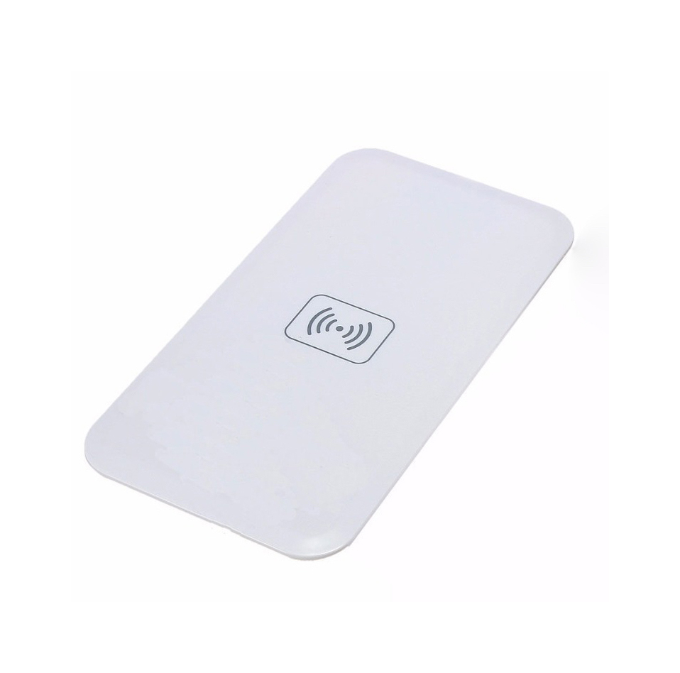 Nabíjacia bezdrôtová Qi podložka pre iPhone v bielej farbe