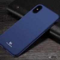 Originálny kryt Floveme na iPhone X, modrá farba .