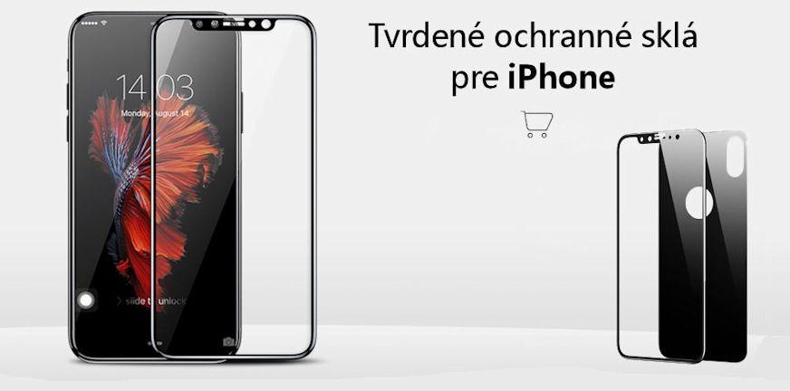 tvrdene ochranne skla pre iphone, 3D sklo pre iPhone X, iPhone ochrana