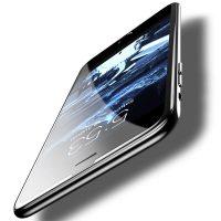 5D ochranné sklo pre iPhone 7 a iPhone 8, HD definiton, čierna farba (5)